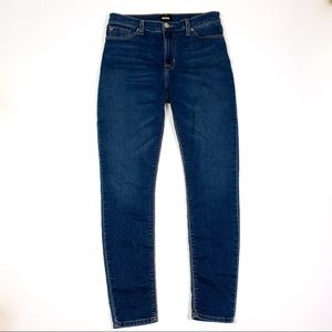 Hudson || Blair Super Skinny High Waist Jeans 28
